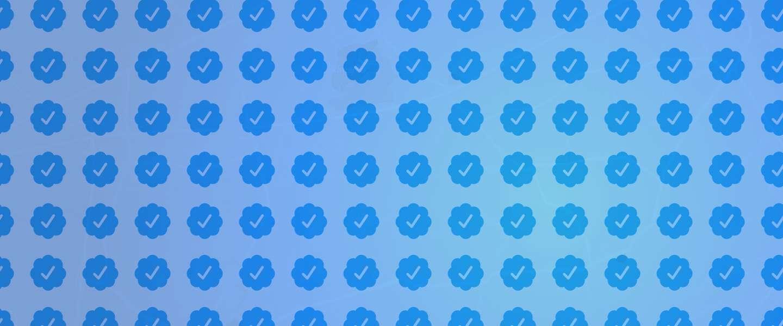 Twitter wil het blauwe vinkje voor iedereen openstellen