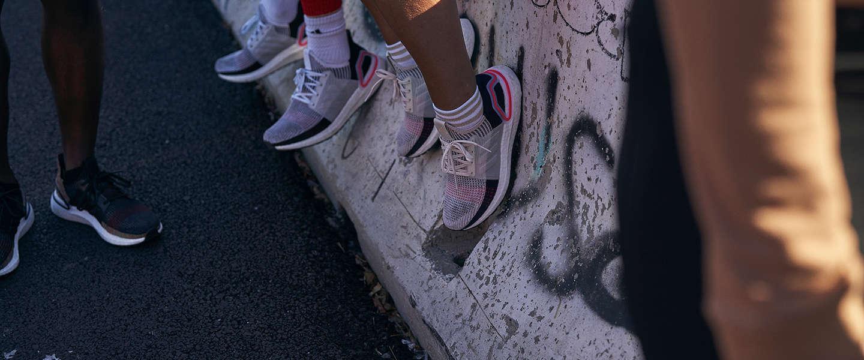Adidas Ultraboost 19, een schoen voor het nieuwe hardlopen