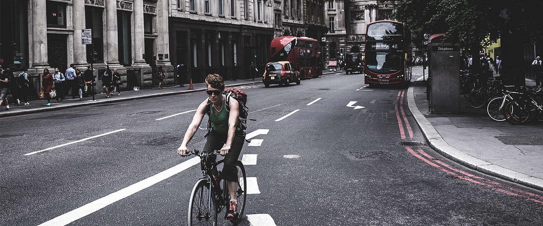 Uber begint met proef van e-bikes in Londen