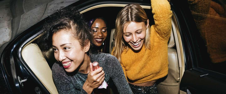 Uber vraagt patent op systeem om dronken passagiers te herkennen