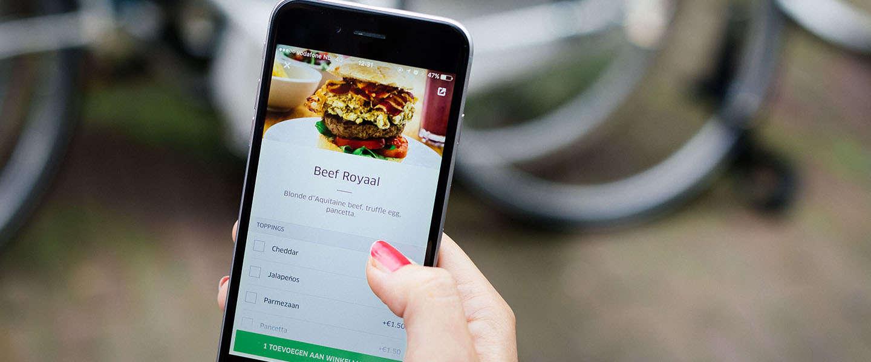 UberEATS op 29 september van start in Amsterdam