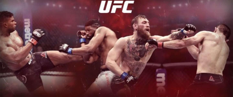 Veronica krijgt de exclusieve UFC-uitzendrechten