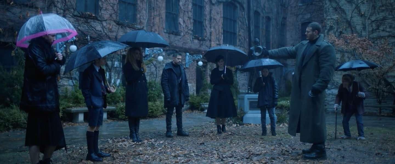 Nieuwe superheldenserie The Umbrella Academy op Netflix