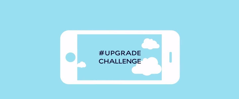 Vecht voor een ticket in businessclass met de #upgradechallenge