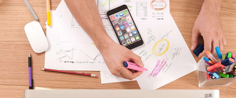 Dit zijn de 8 UX/UI design trends voor websites in 2021