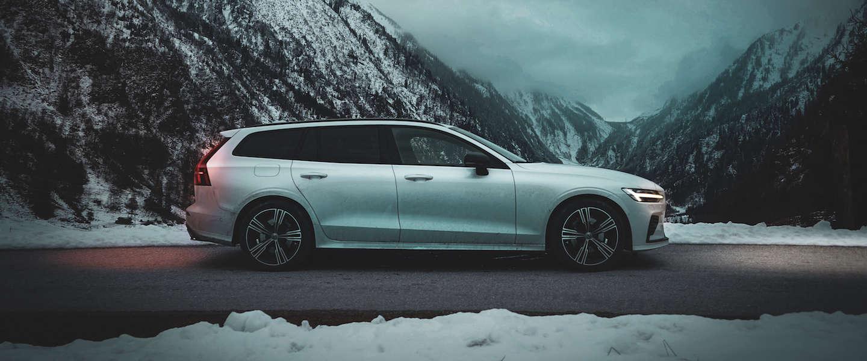 Dit is dé ultieme auto voor op reis: de nieuwe Volvo V60 Plugin Hybrid