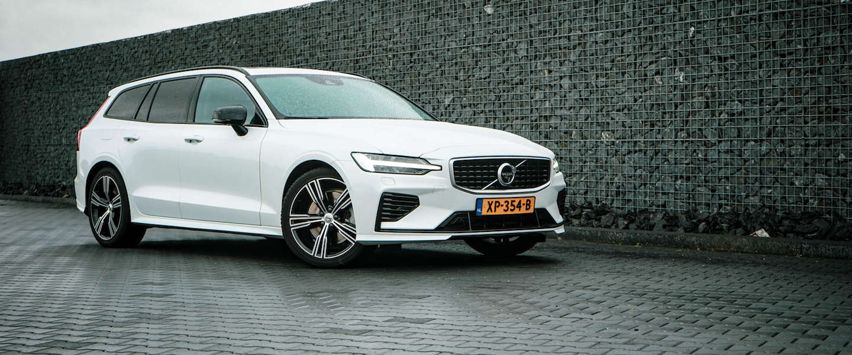 De Volvo V60 T8 plug-in hybride: de elektrische krachtpatser