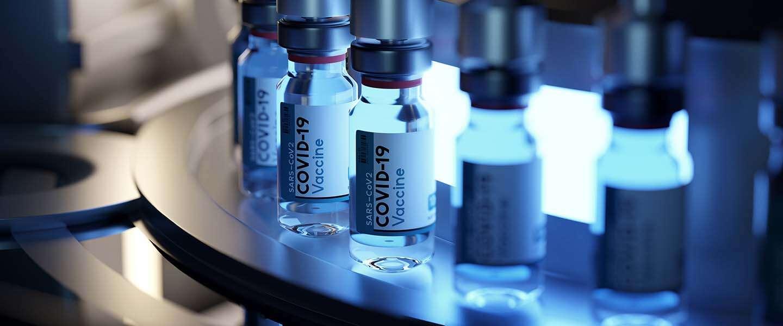 COVID-19 vaccins aangeboden op het Darknet