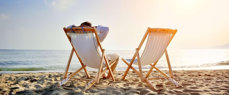 We gaan niet op vakantie zonder internet