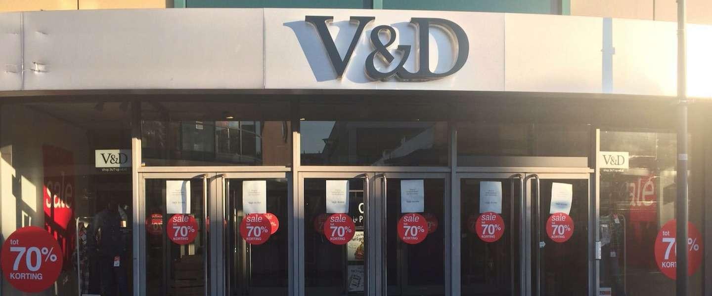 V&D keert terug als online warenhuis