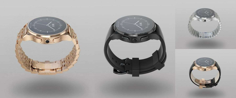 Een smartwatch die je maar één keer in de 30 dagen moet opladen