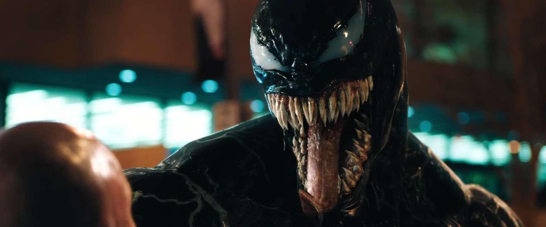 Check Tom Hardy in de nieuwe trailer voor Venom