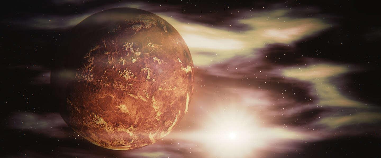 NASA gaat 2 keer naar Venus in de komende 10 jaar
