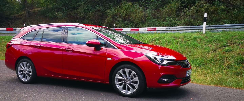De vernieuwde Opel Astra extreem zuinig!