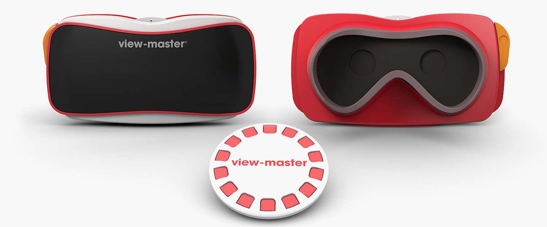 Mattel & Google werken samen aan nieuwe View-Master