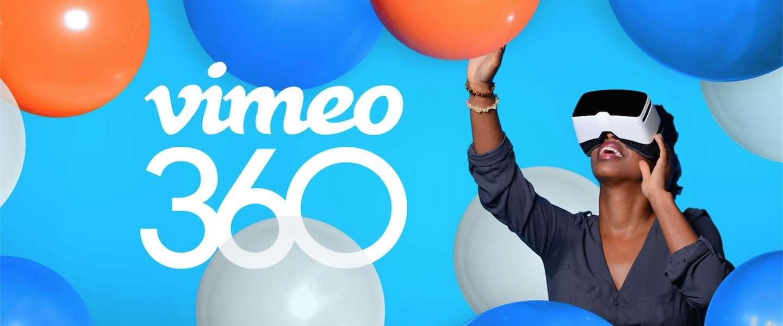 Ook Vimeo ondersteunt nu 360º video's