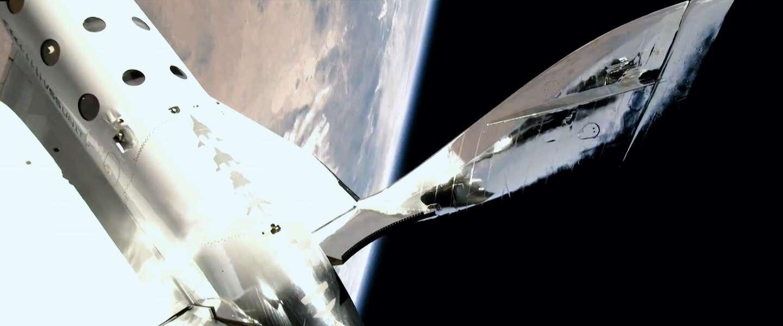 Virgin Galactic stelt volgende ruimtereis uit tot eind oktober