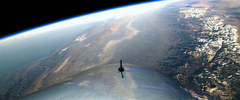 Win een reis naar de ruimte: je vertrekt volgend jaar al