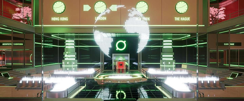 Het virtuele hotel in Den Haag heeft geen medewerkers meer nodig