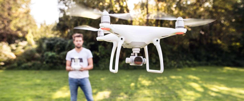 Waar mag ik vliegen met mijn drone? De Vlieg Veilig-app weet het