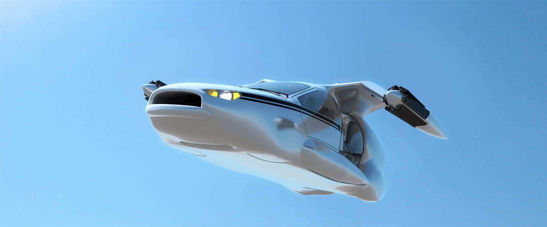 Waar blijven de vliegende auto's die ons ooit beloofd werden?