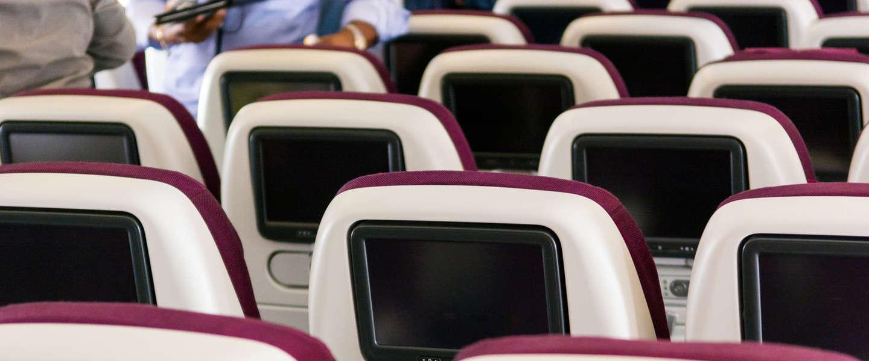 In-flight entertainment verandert fors de komende jaren