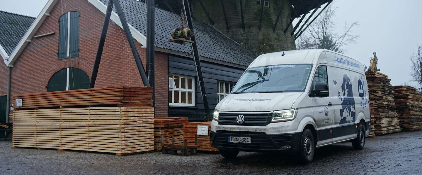 Crafter2Craftsmen 42.000 km in Europa met de Van of the Year 2017
