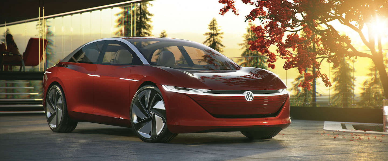 I.D. Vizzion de eerste Autonome Volkswagen komt pas na 2020