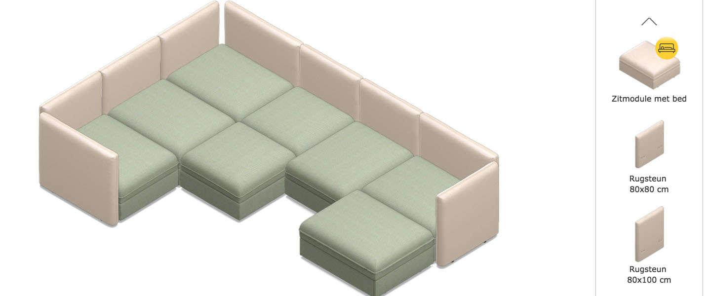 ikea modulairisme hoe ziet jouw ideale bank eruit. Black Bedroom Furniture Sets. Home Design Ideas