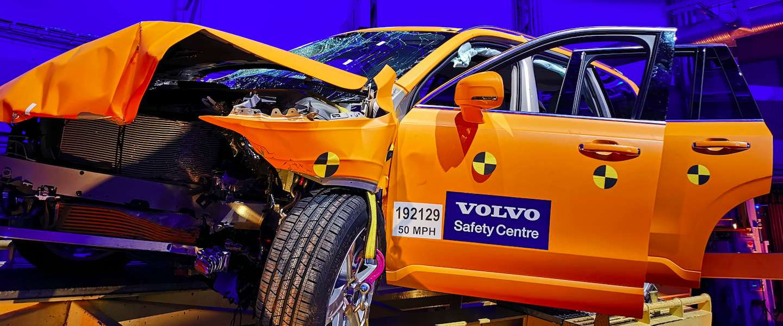Volvo zet een nieuwe standaard op gebied van veiligheid