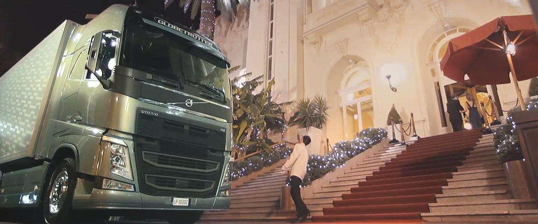 Volvo Trucks - Casino: Schoonheid van binnenuit