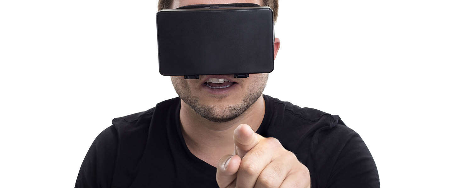 Online populariteit van Virtual Reality en Augmented Reality flink toegenomen