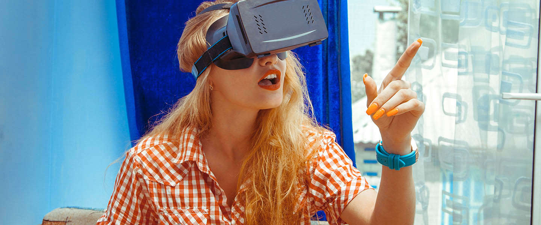 Virtual reality in de retail-branche