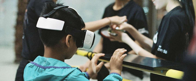 Groei gebruik van Virtual Reality (VR)  in de gezondsheidszorg