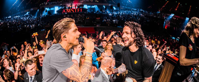 Aftellen tot de opening van De Vrienden van Amstel LIVE!