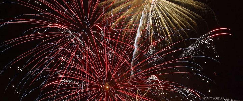 De mooiste vuurwerkshows tijdens de jaarwisseling