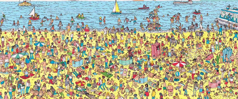 Geinig: Waar is Wally in een 360 graden video