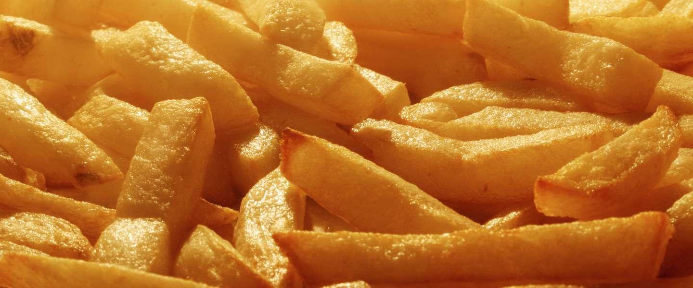Soms móet je gewoon frietjes eten en we weten nu waarom