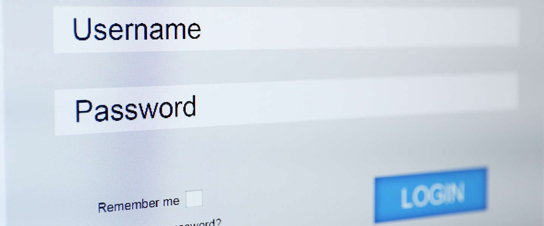 Heb jij eigenlijk wel een (sterk) wachtwoord?