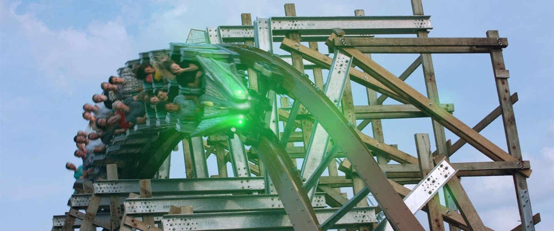 Dit is de nieuwste achtbaan in Walibi: Untamed
