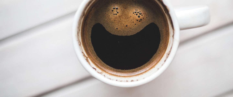 Wat gebeurt er met je lichaam als je een kop koffie drinkt?