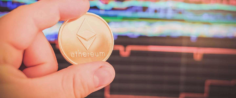 Ethereum stijgt hard; wat is het en vanwaar de koersstijging?