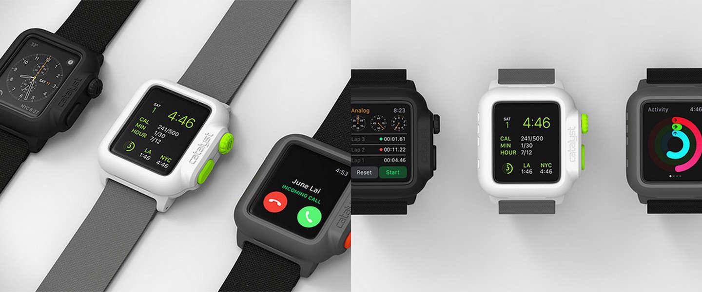 Waterproof Apple Watch case