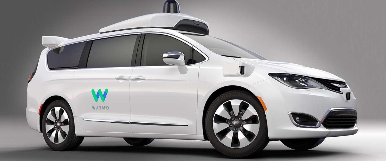 Het gaat helemaal niet zo goed met Waymo's zelfrijdende auto's
