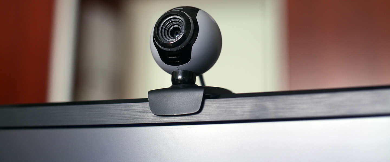 Help… mijn webcam doet raar!