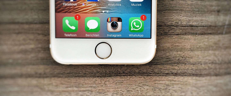 Gifjes maken en versturen via WhatsApp na update mogelijk!
