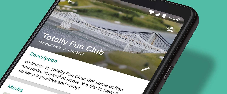 WhatsApp komt met nieuwe groepschat functies