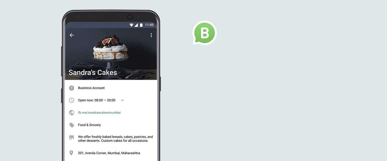 WhatsApp Messenger business editie nu beschikbaar voor Android