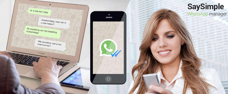 WhatsApp Zakelijk: What's in it for everybody?