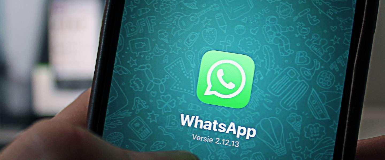 WhatsApp test 'zelfvernietigende' berichten
